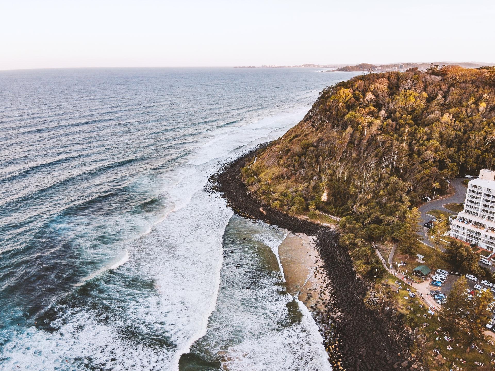 Burleigh Heads QLD, Australia