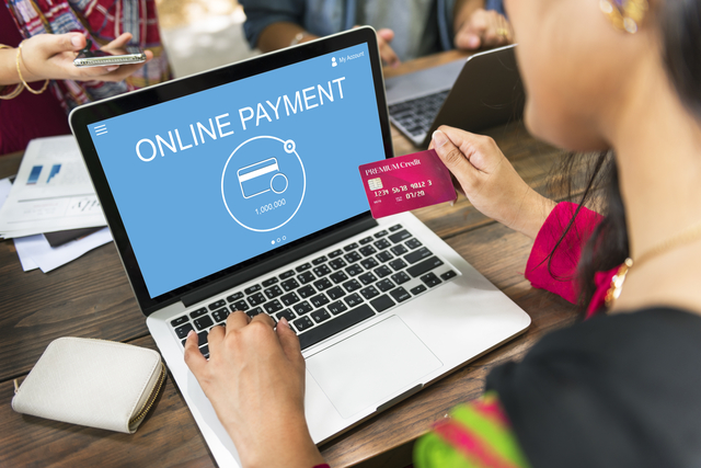 Online Payment Internet